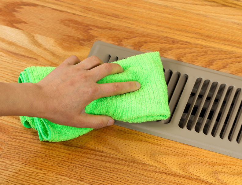 Boiler Heating and Cooling offers five tips for cleaning ductwork in the spring.